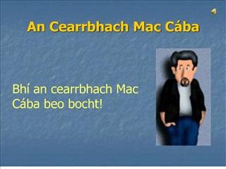 An Cearrbhach Mac C ba