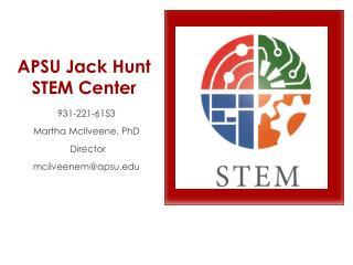 APSU Jack Hunt STEM Center