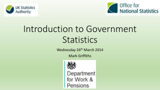 Introduction to Government Statistics