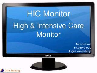 HIC Monitor