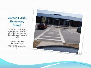Diamond Lakes Elementary School