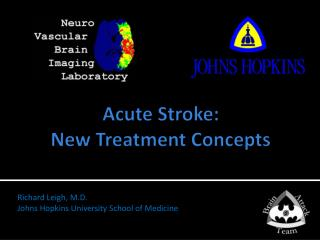 Acute  Stroke:  New Treatment Concepts