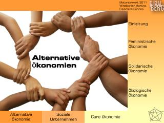 Alternative Ökonomien