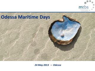 Odessa Maritime Days