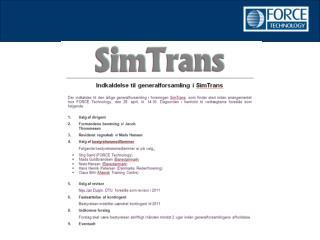 Simulering af komplekse og kritiske skibsoperationer – simulation og praksis
