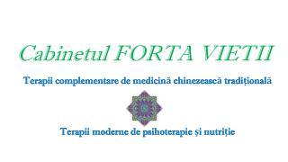 Cabinetul FORTA VIETII