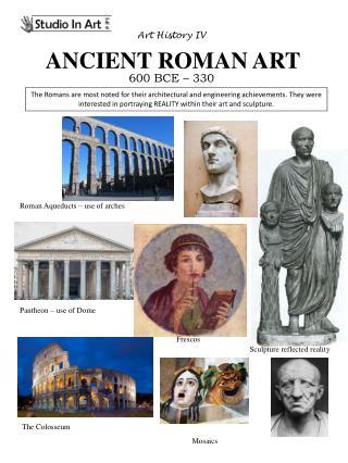 Art  History IV