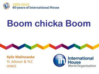 Boom  chicka  Boom