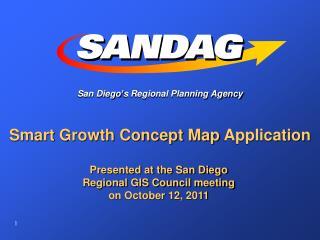 San Diego's Regional Planning Agency