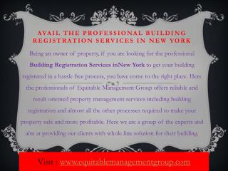 Real estate services New York