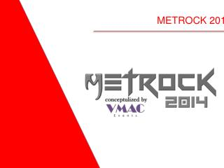 METROCK 2014