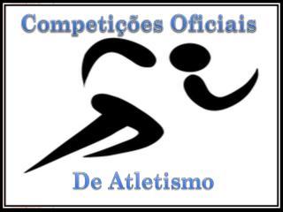 Competições Oficiais