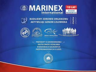 mgr Konrad Tomaszewski Dzia? Nauki, Bada? i Rozwoju Marinex  International