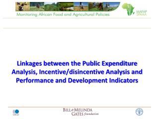 Incentive/disincentive Analysis