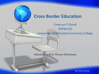 Cross Border Education