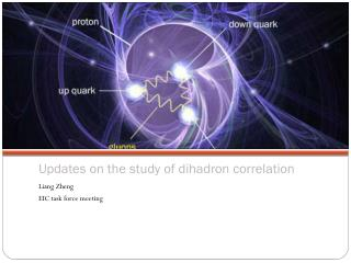 Updates on the study of  dihadron  correlation