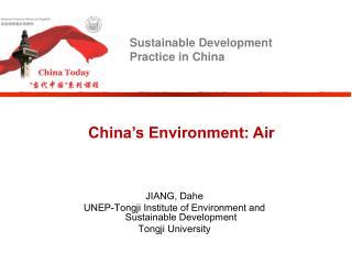 China's Environment: Air