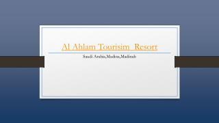 Al Ahlam Tourisim Resort - Holdinn