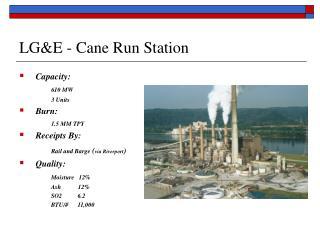LGE - Cane Run Station