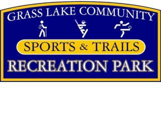 Gray Trail (mowed trail) = 1.11 miles   Black Trail (asphalt trail) = 0.66 miles