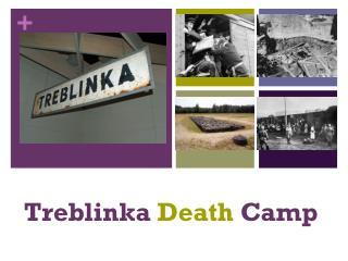 Treblinka  Death  Camp
