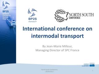 International conference on intermodal transport