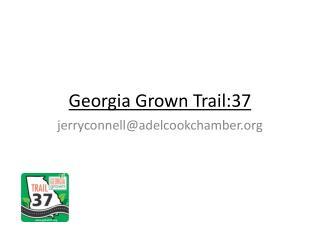 Georgia Grown Trail:37