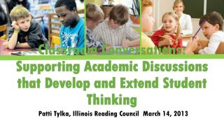 Patti Tylka, Illinois Reading Council  March 14, 2013