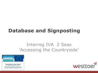 Database  and Signposting
