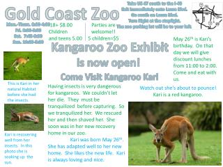 Gold Coast Zoo