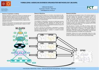 Business Organization modeling