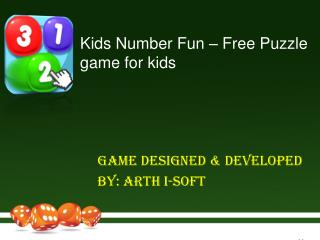 Kids Number Fun - Latest Android Puzzle Game for Kids