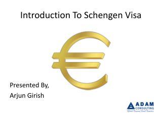 Introduction To Schengen Visa