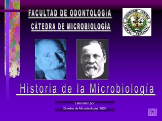 C TEDRA DE MICROBIOLOG A