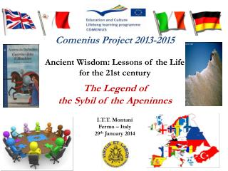 Comenius  Project 2013-2015