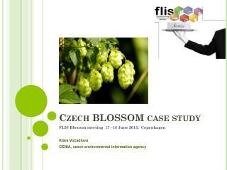 Czech  BLOSSOM  case study