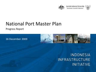 National Port Master Plan