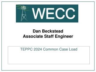 Dan Beckstead Associate Staff  Engineer
