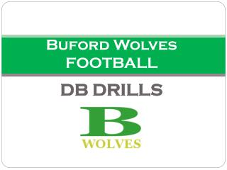 Buford Wolves FOOTBALL
