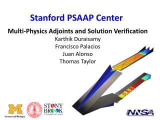 Stanford PSAAP Center
