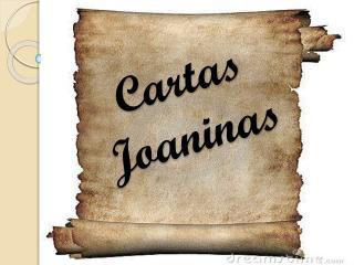 Cartas  Joaninas