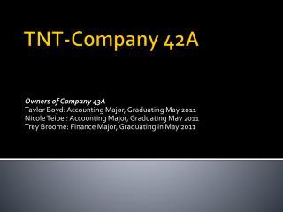 TNT-Company 42A