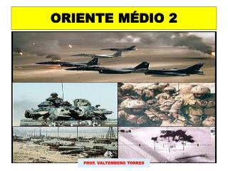 ORIENTE MÉDIO 2