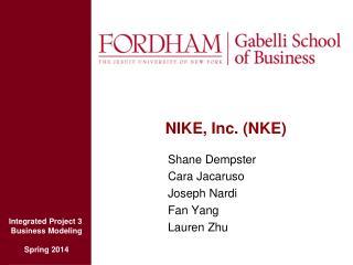 NIKE, Inc. (NKE)