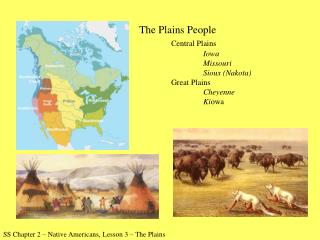 SS Chapter 2 – Native Americans, Lesson 3 – The Plains