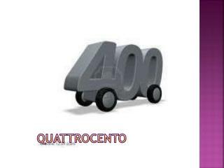 Quattrocento