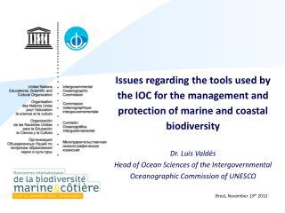 Degradation of habitats � reduction of biodiversity