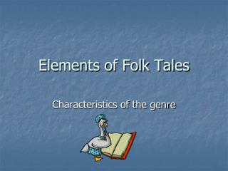 Elements of Folk Tales