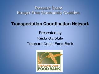 Treasure Coast  Hunger Free Community Coalition