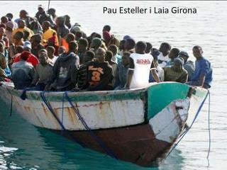 Pau Esteller i Laia Girona